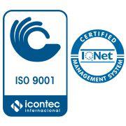 Certificado de Calidad ICONTEC / IQNET Calculaser S.A. Octubre de 2012