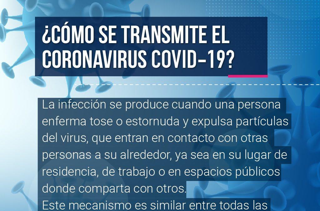 Información general sobre el Coronavirus
